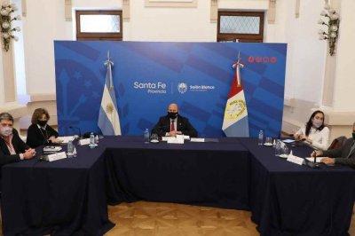 Bajos Submeridionales: las tres provincias analizaron avances de obras y de proyectos