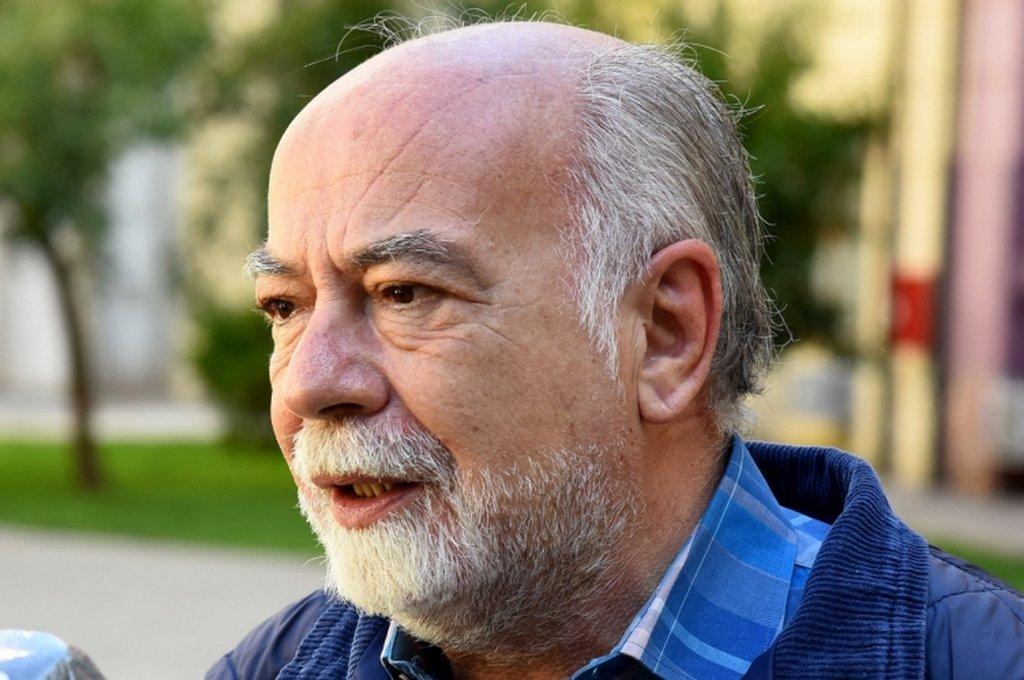 Mario Perichón, director del Cudaio. Foto:Archivo