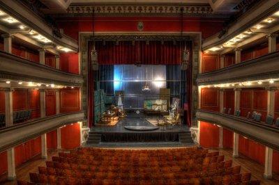 La historia de un teatro