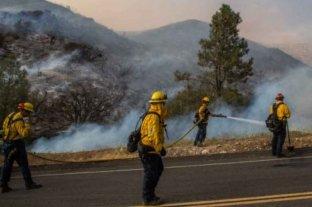 Se registra un foco de incendio activo en Entre Ríos