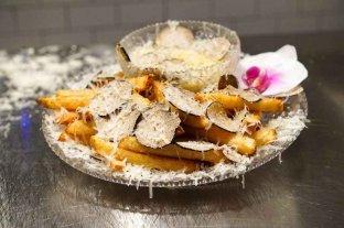 Las papas fritas más caras del mundo cuestan u$s 200 y tienen oro en polvo