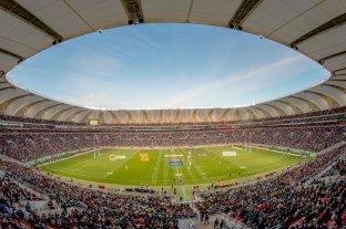 """""""Nelson Mandela Bay Stadium"""", el escenario para Springboks - Los Pumas"""