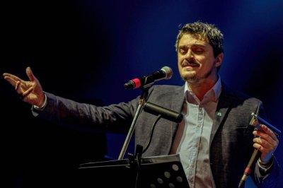 Franco Luciani: el muchacho de la armónica