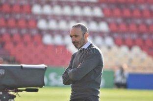 """Azconzábal: """"intentamos no resignarnos, pero fue difícil con uno menos"""""""