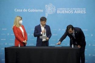 Nicolás Kreplak es el nuevo ministro de Salud bonaerense