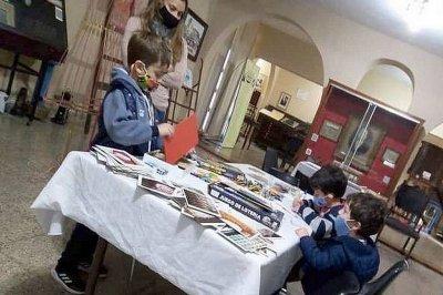 """""""Juguemos en el Museo"""": amplia convocatoria durante las vacaciones de invierno"""
