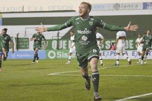 Sarmiento venció a Platense en el descuento