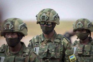 Sudáfrica enviará cerca de 1.500 soldados a Mozambique para combatir yihadistas