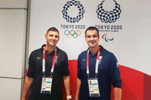 Juan Fernández y Leandro Lezcano viven su experiencia olímpica