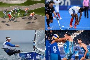 Juegos Olímpicos: lo que pasó en la jornada 6