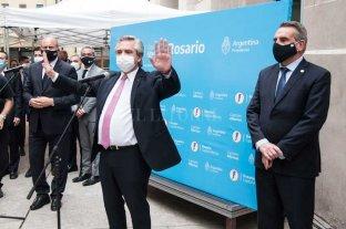 Fernández confirmó que Rossi deberá dejar Defensa para participar de las PASO