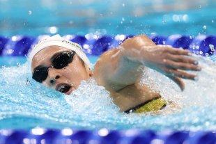 Delfina Pignatiello quedó octava en su serie de 800 metros y está fuera de los Juegos Olímpicos