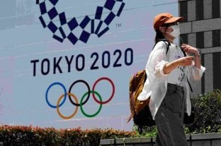 Tokio registró un nuevo récord diario de contagios de Covid-19
