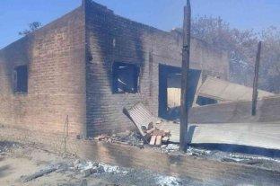 Formosa: mató a balazos a su esposa, a uno de sus hijos, prendió fuego la casa y se suicidó