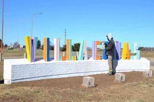 Villa Cañas: obras y mejoras en distintos sectores de la ciudad y en zona rural