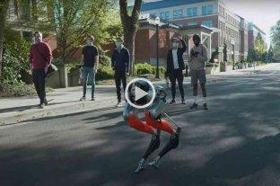 Video: conoce el primer robot bípedo capaz de correr 5 kilómetros