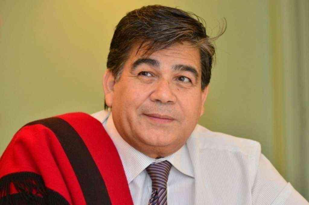 Mario Ishii, intendente de José C. Paz. Crédito: Imagen ilustrativa