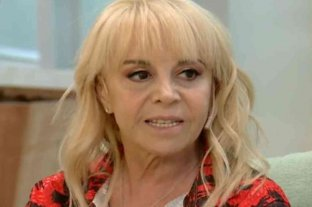 Claudia Villafañe se mostró furiosa con la producción de la serie de Diego Maradona