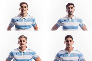 Los Pumas: Nueva lista con cuatro medallistas de Tokio
