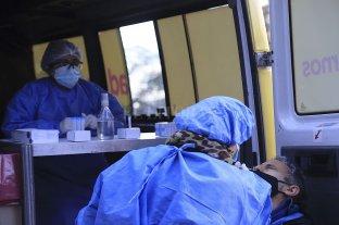 Reportaron 291 fallecidos y 14.115 nuevos contagios de coronavirus en Argentina -  -