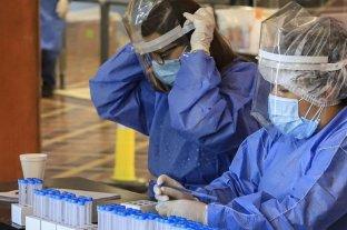 Un cordobés volvió al país infectado con la variante Delta y contagió a 13 personas -  -