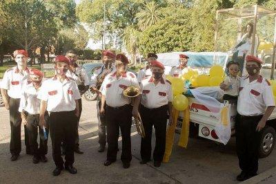 En La Paz, la Banda sigue tocando