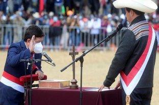 Perú: Guido Bellido será el jefe de gabinete de Pedro Castillo