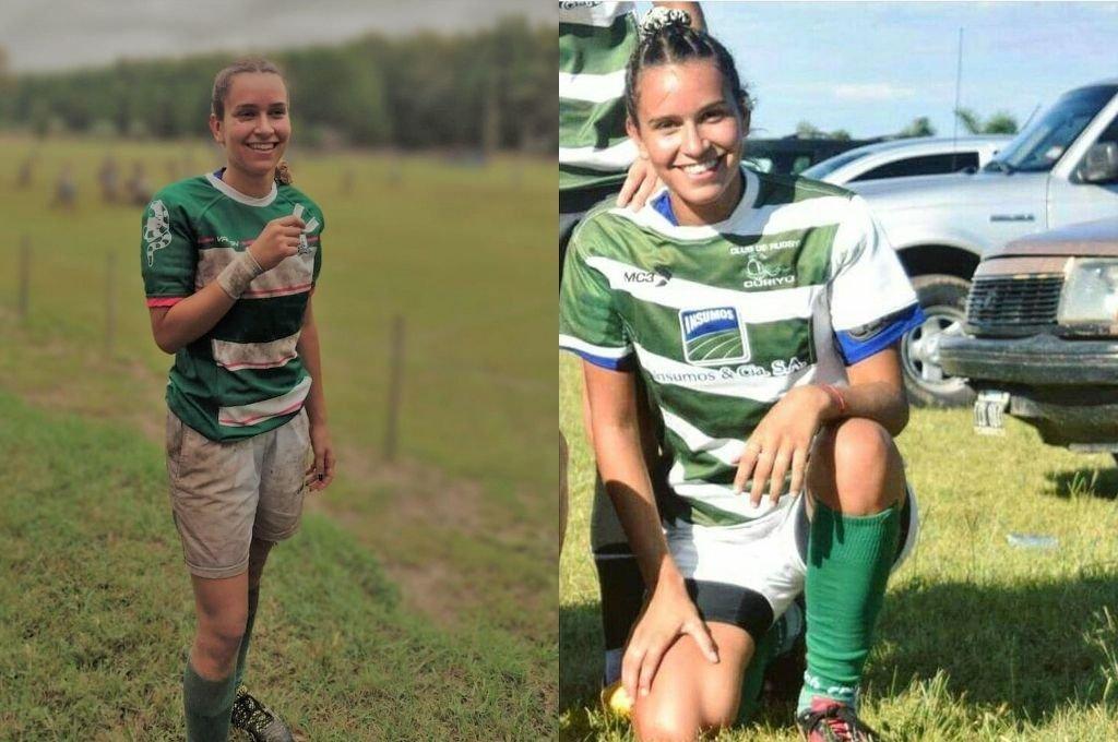 """La jugador de Chajarí conoció el rugby en Esquel en 2013 cuando tenía 16 años. Y nunca más dejó de jugarlo. """"El rugby tiene muchos valores para la vida diaria"""", afirmó Ailén Alvarez."""