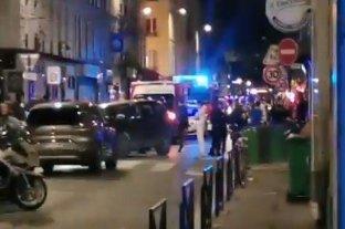 París: un automovilista chocó contra un restaurante y mató a una persona