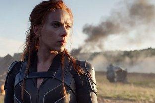 """Scarlett Johansson demandará a Disney por las regalías de """"Black Widow"""""""