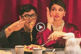 """Espaguetis"", el nuevo tema de Natalie Perez con Lisandro Skar"
