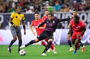 México ganó y se metió en la final de la Copa de Oro