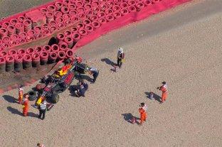 Verstappen disparó contra Hamilton y Mercedes