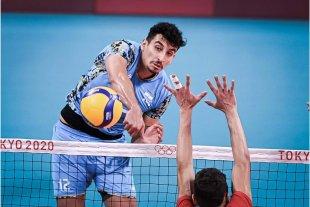 Vóley: Argentina le ganó a Túnez y sueña con la clasificación