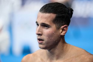 El santafesino Grassi nadó 50 metros libres y no pudo avanzar a la final
