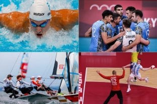Juegos Olímpicos: lo que pasó en la jornada 7