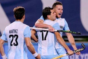 Los Leones derrotaron a Nueva Zelanda y clasificaron a cuartos de final