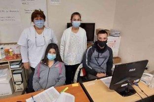 """Preparan una vacunación """"épica"""" para una ciudad como El Trébol"""