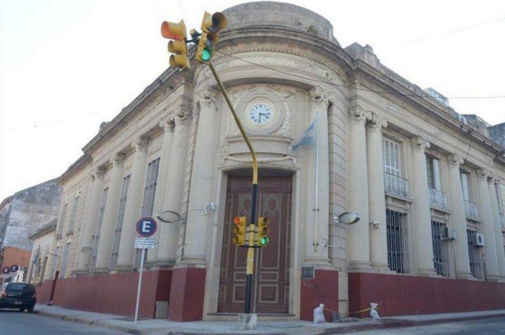 Tribunal Federal de Corrientes. Crédito: Gentileza