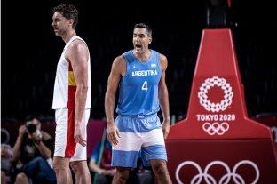 ¿Qué tiene que pasar para que la selección de básquet avance de fase?