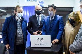 Distribuirán más de 20.000 computadoras para alumnos en Entre Ríos