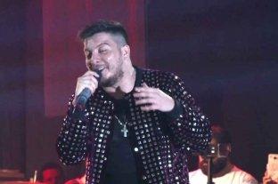 Damián Córdoba apeló la sanción por cantar en un bar