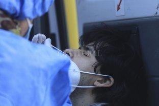 Coronavirus en la Argentina: informaron 474 muertes y 13.483 nuevos casos
