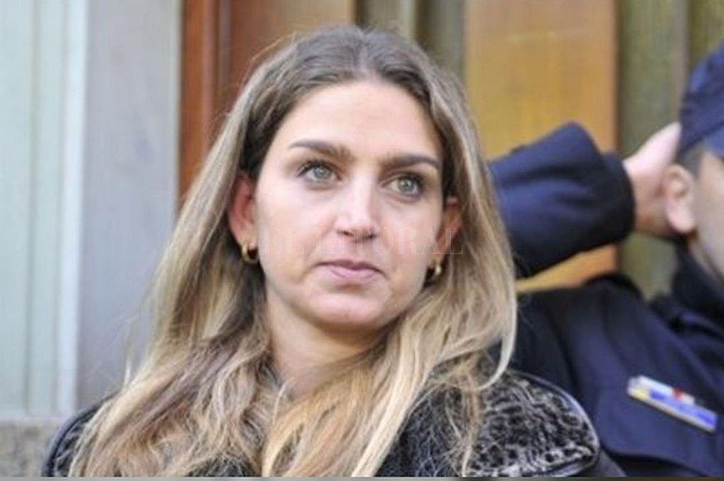 Fiscal Marisol Fabbro. Crédito: Archivo El Litoral