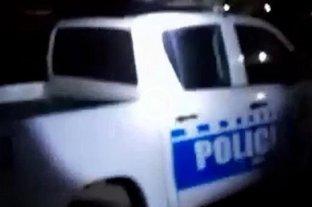 Video: investigan a dos policías de Chaco por un presunto abuso a una menor