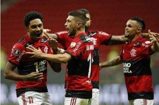 Flamengo enfrentará a Olimpia con público en las tribunas