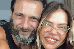 Se accidentó el novio de Nazarena Vélez