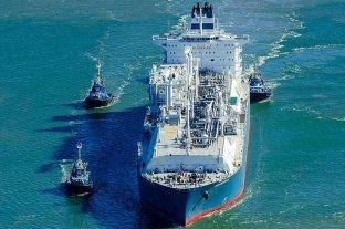 Remolcaron el buque que estaba encallado en el Río de la Plata y se desbloqueó el paso de barcos