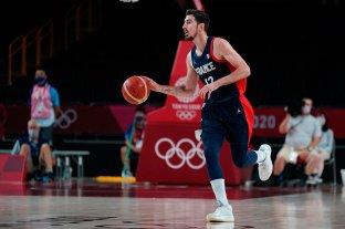 Francia ganó y se adjudicó el Grupo A de básquet