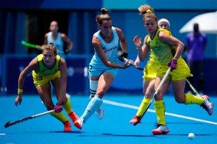Las Leonas no pudieron con Australia y espera rival en cuartos